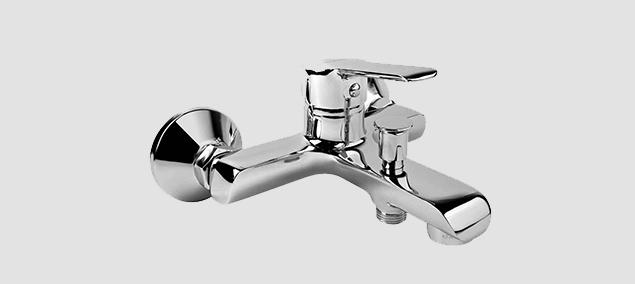 Geometryczne baterie do łazienki – Baterie SEELIT marki Armatura