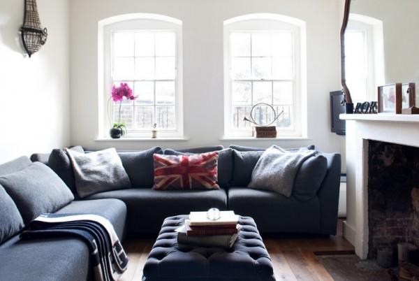 Jak urządzić mały pokój dzienny? Paul Craig Photography
