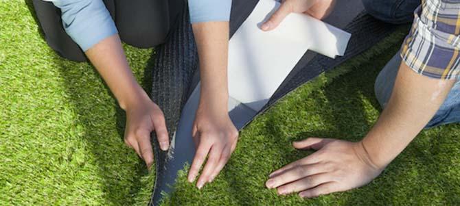 Sztuczna trawa MultiGrass  – ciekawy sposób na aranżację tarasu
