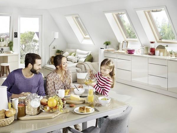 Jak rozmieścić okna dachowe?