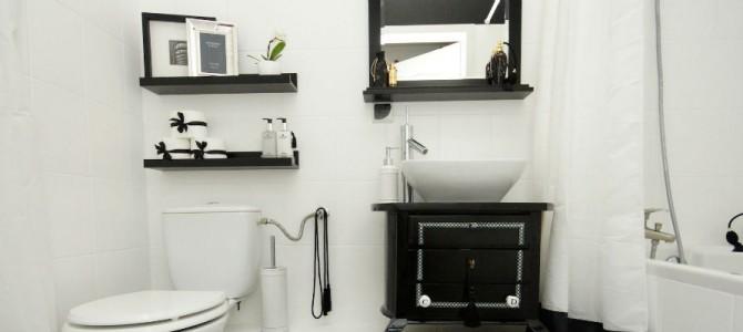 Remont małej łazienki w weekend