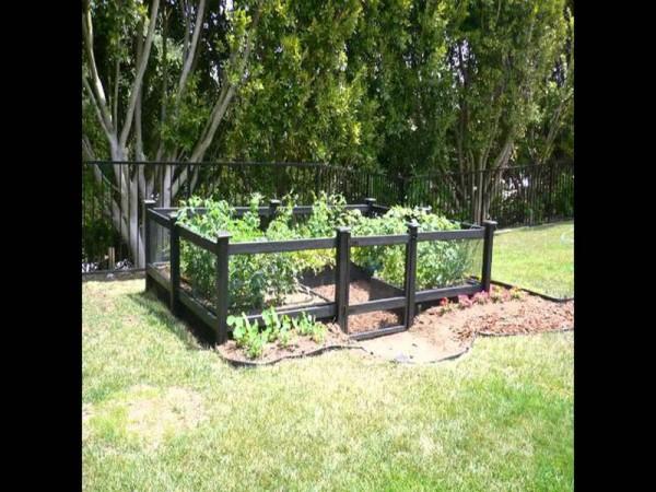Warzywniak z donic ogrodowych