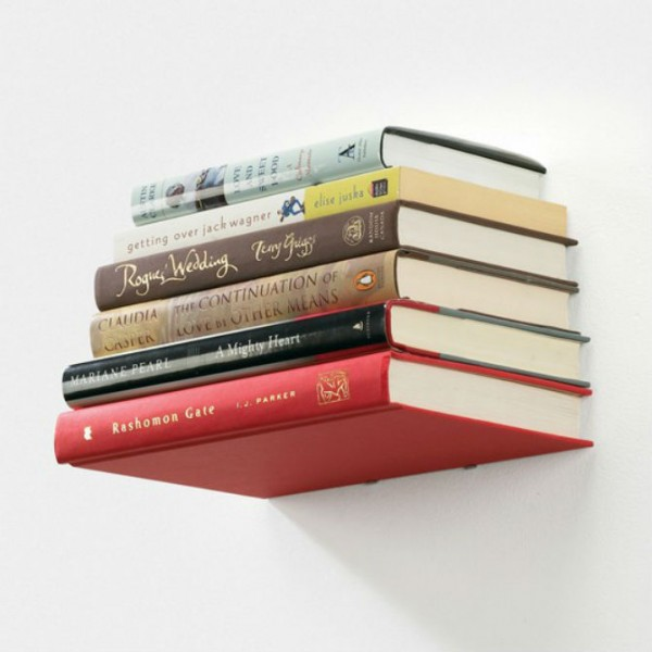 Małe półki na książki