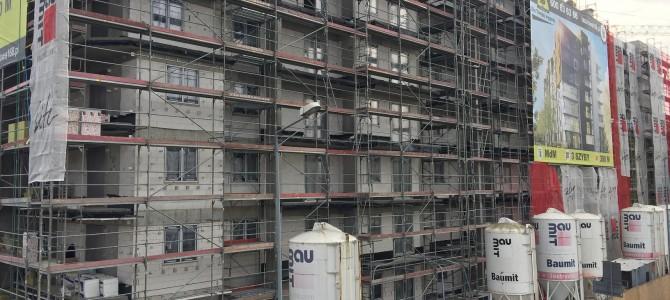 Nowoczesna inwestycja na warszawskim Bemowie